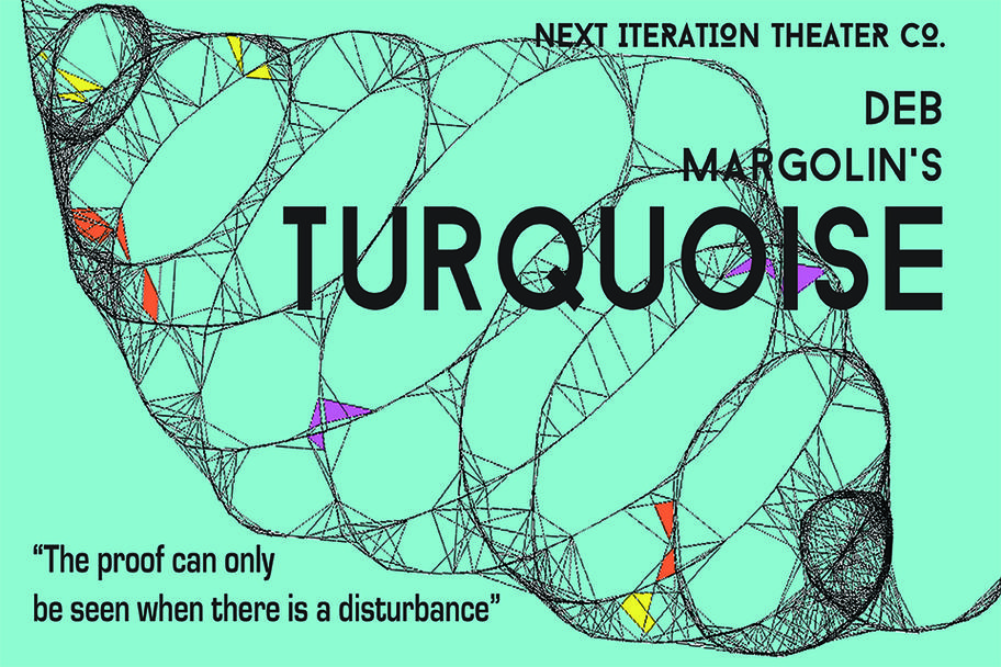 Next Iteration Theater Co - Turquoise