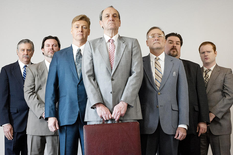 Dirt Dogs Theatre Co - Glengarry Glen Ross - Photography by Gary Griffin.