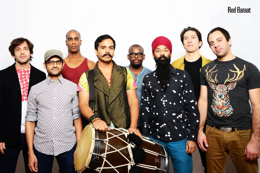 Da Camera - Mix at the MATCH - Red Baraat