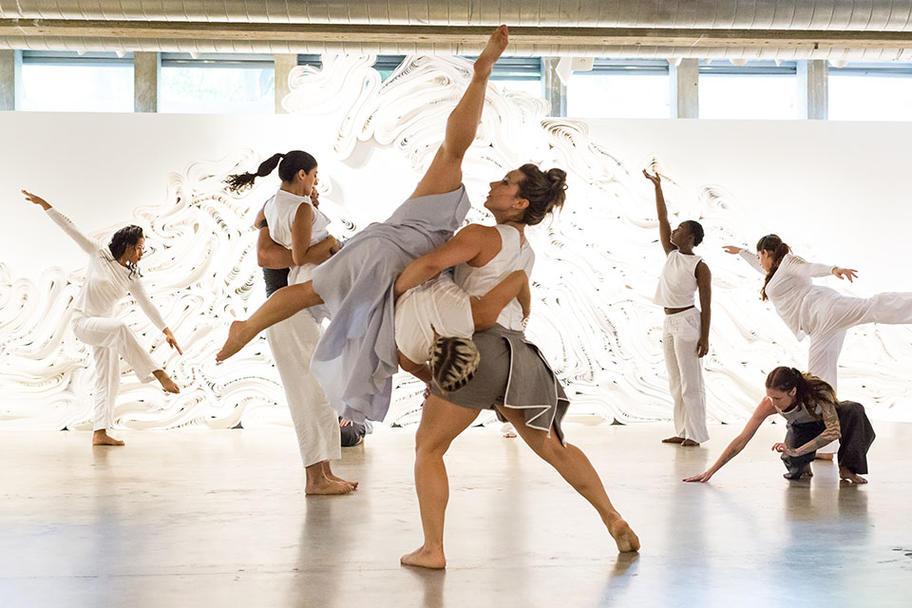 Chapman Dance - Models for Movement - Photographer Lynn Lane