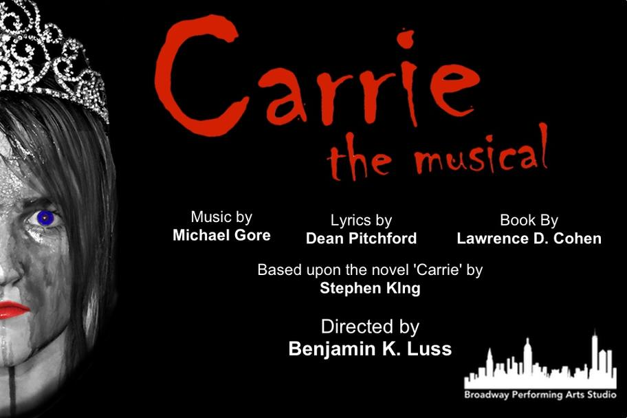 Broadway Performing Arts Studio - Carrie