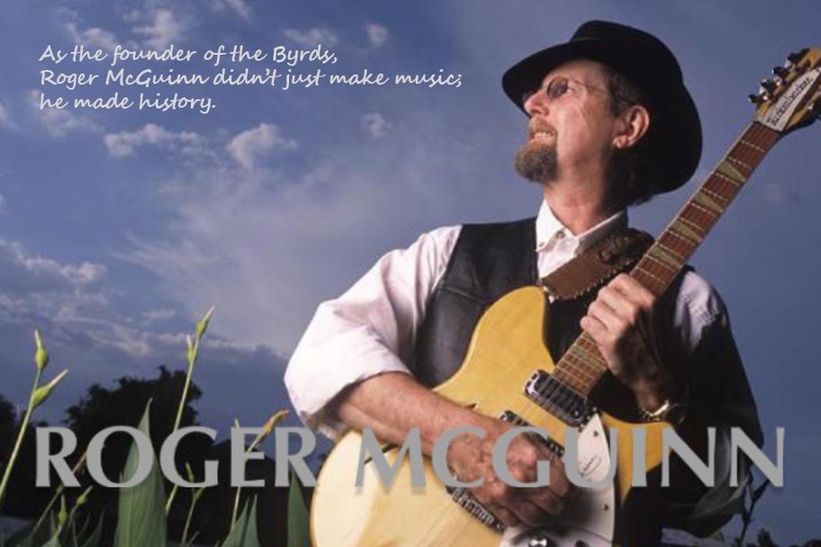 MATCH Presents - Roger McGuinn