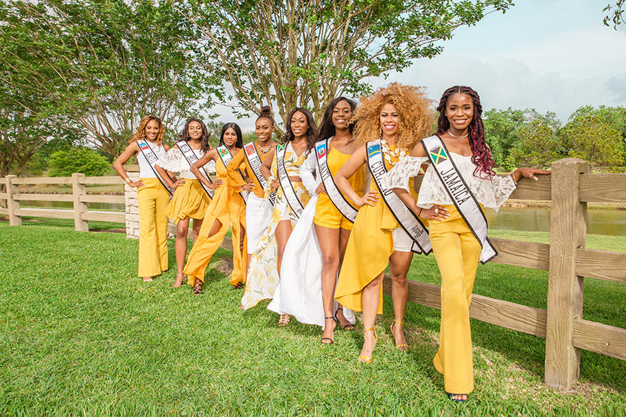 Houston Caribbean Queen Pageant 2017