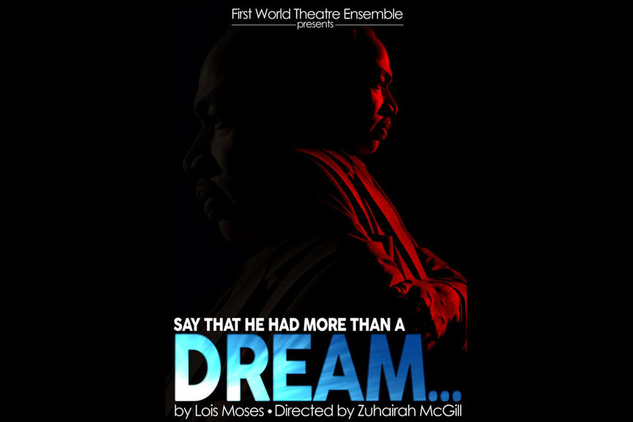 HMAAC - Say That He Had More Than A Dream