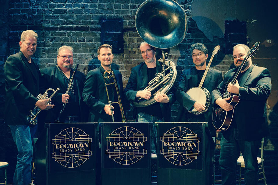 Boomtown Brass Band