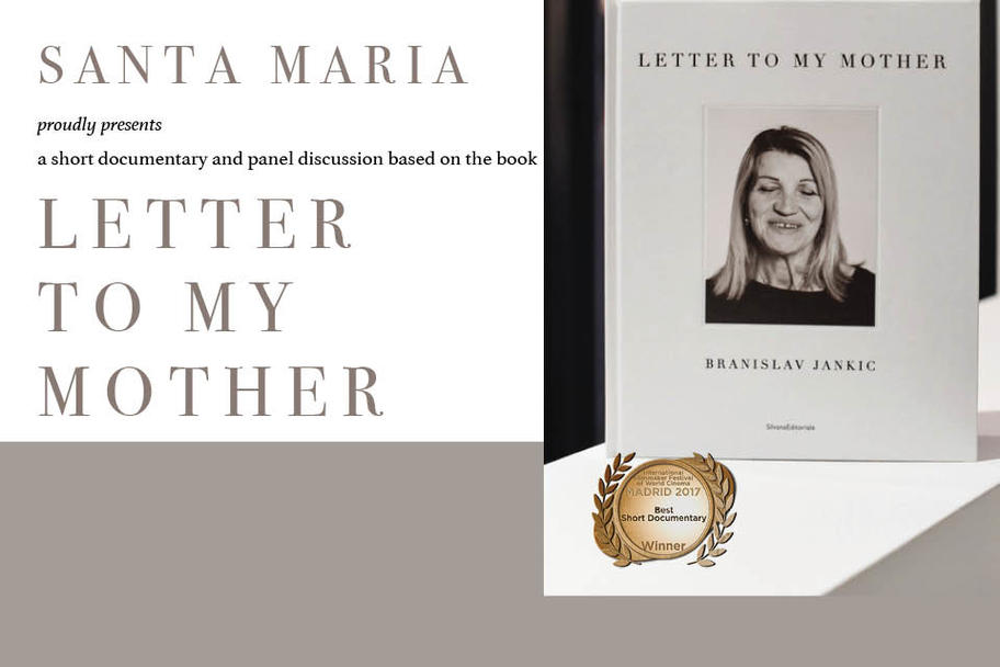 Santa Maria - Letter to my Mother