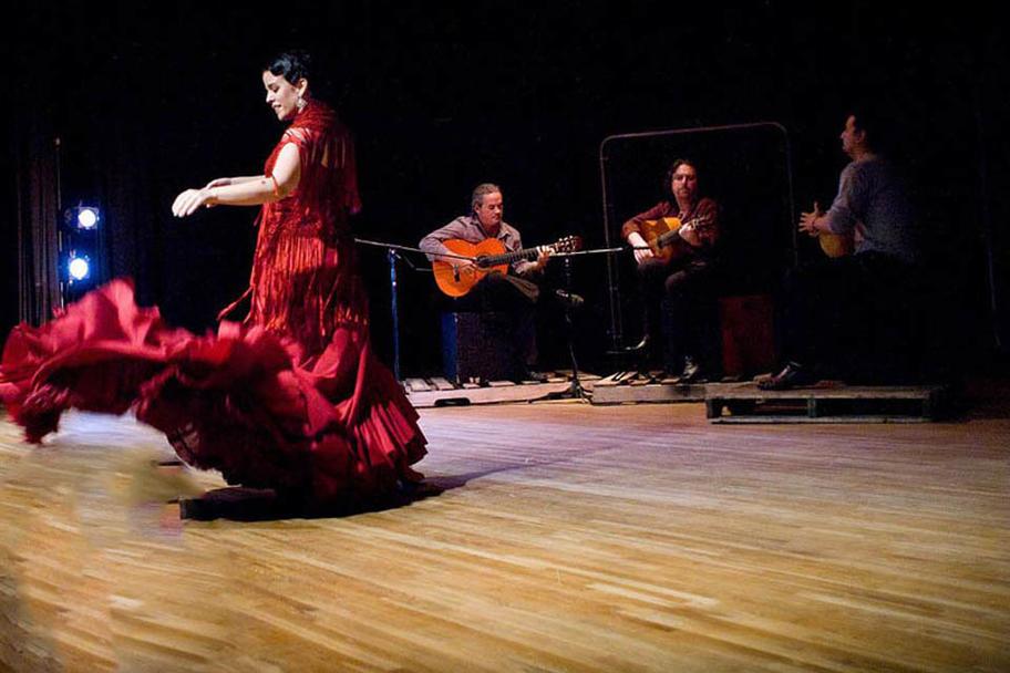 José Luis de la Paz - Flamenco Ensemble