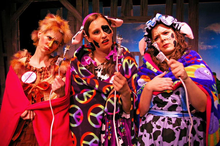 Main Street Theater - Click Clack Moo