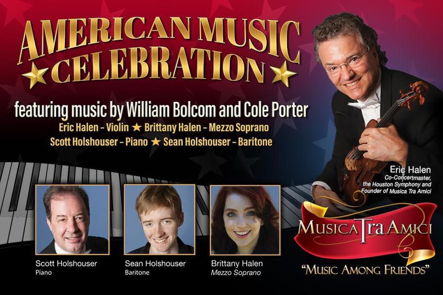 Musica Tra Amici - American Music Celebration