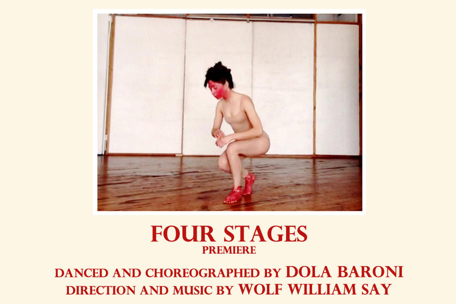 Wolf Say - Four Stages