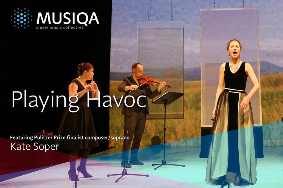 MUSIQA - Playing Havoc