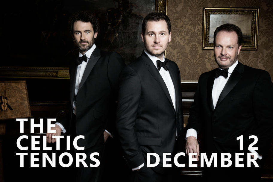 MATCH Presents - Celtic Tenors