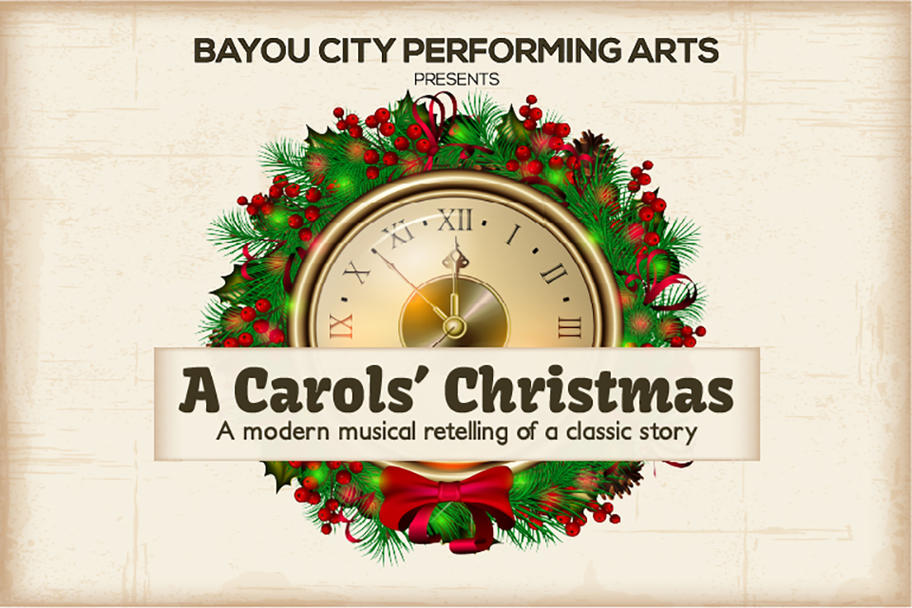Bayou City Performing Arts - A Carols Christmas