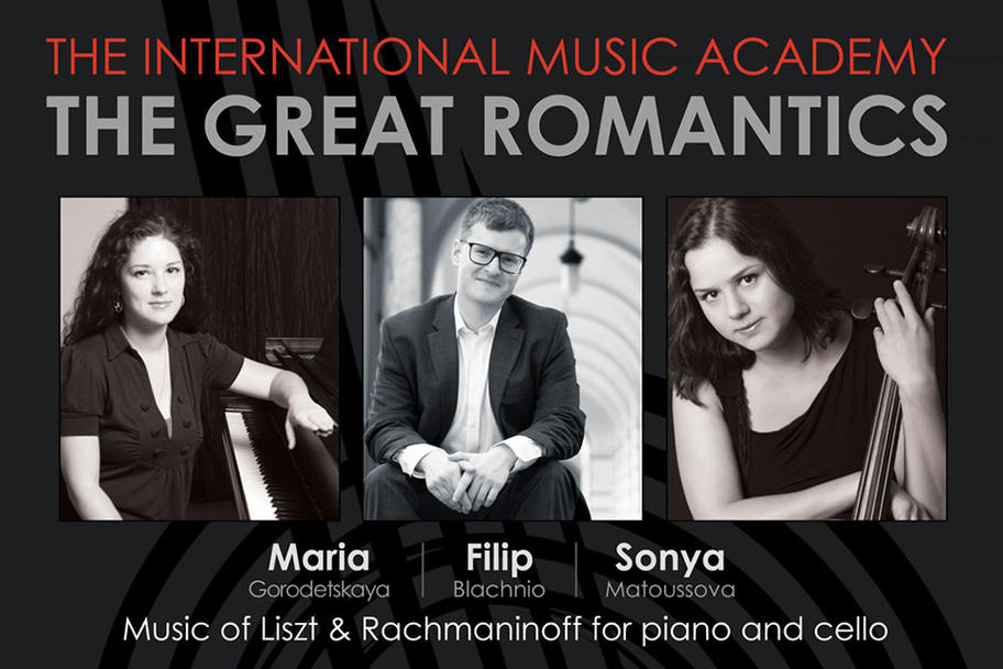 International Music Academy - The Great Romantics