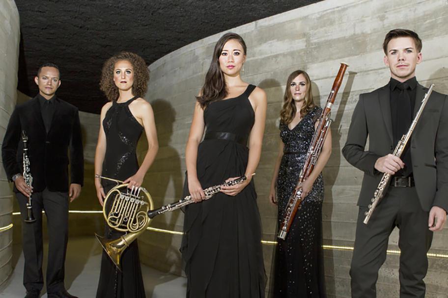 Apollo Chamber Players - WindSync