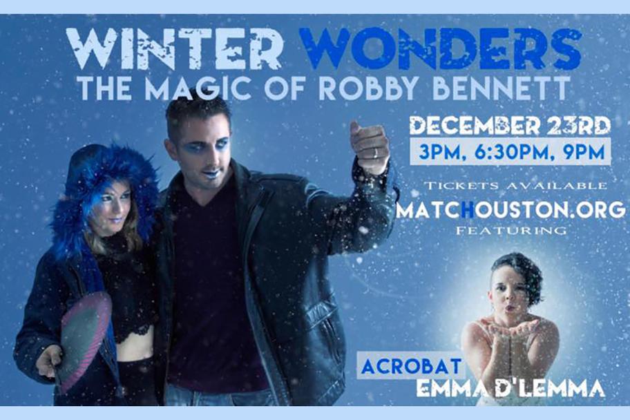 Bert Entertainments - Winter Wonders 2017