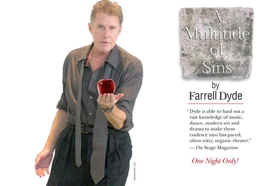 Farrell Dyde - A Multitude of Sins