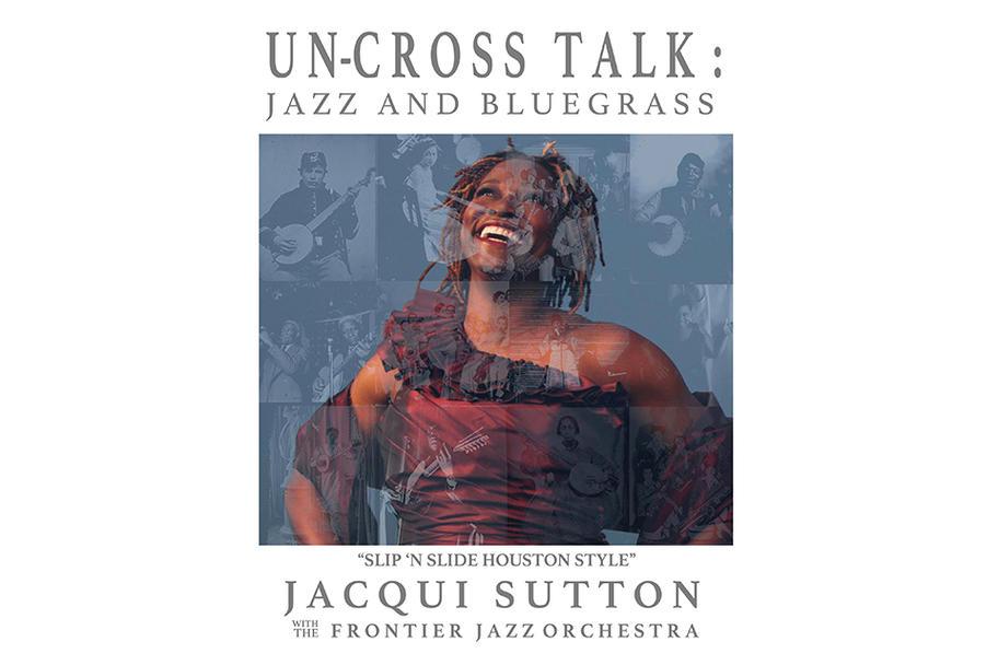 Frontier Jazz Orchestra - UnCross Talk
