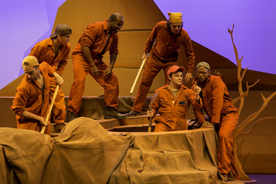 Main Street Theater - Holes - Holes Group