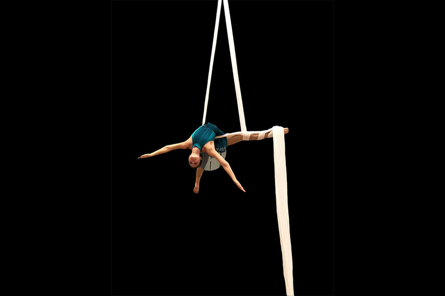 Taylor Dance Productions - Goddess