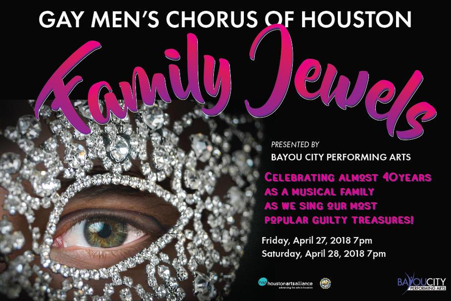 Bayou City Performing Arts - Family Jewels