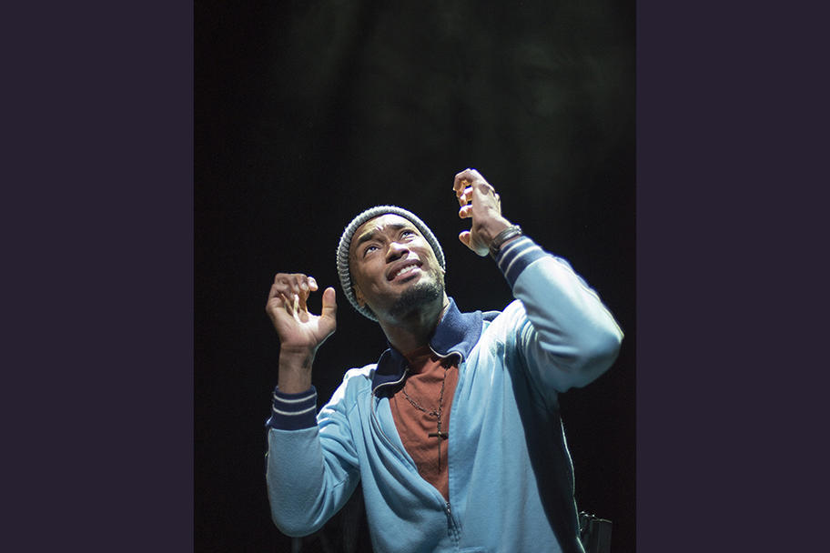 Dirt Dogs Theatre - The Exonerated - David