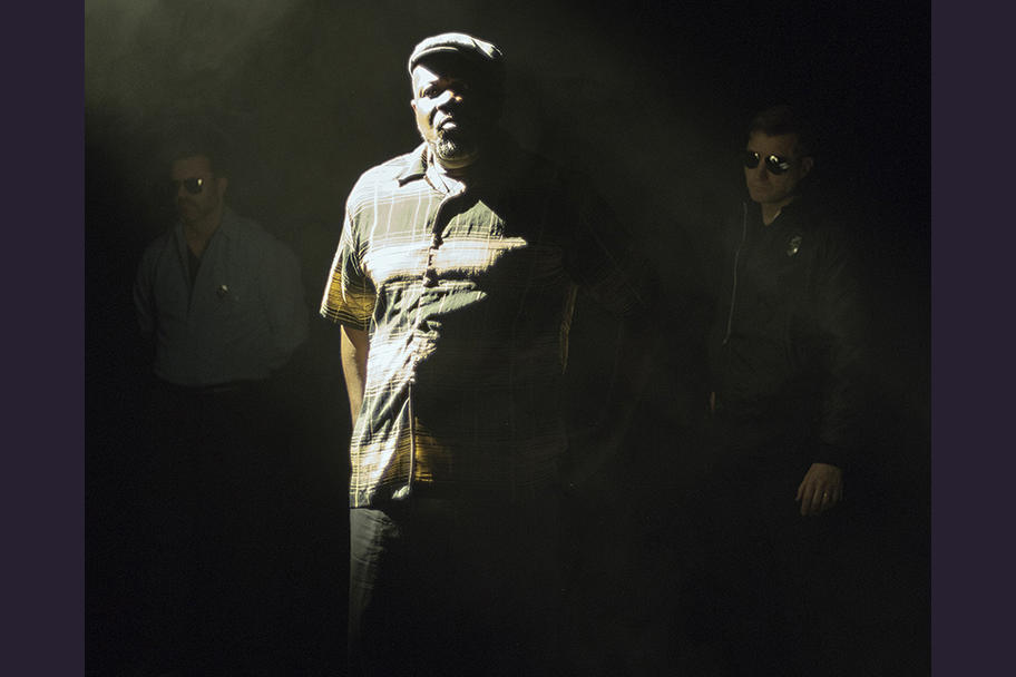 Dirt Dogs Theatre - The Exonerated - Delbert