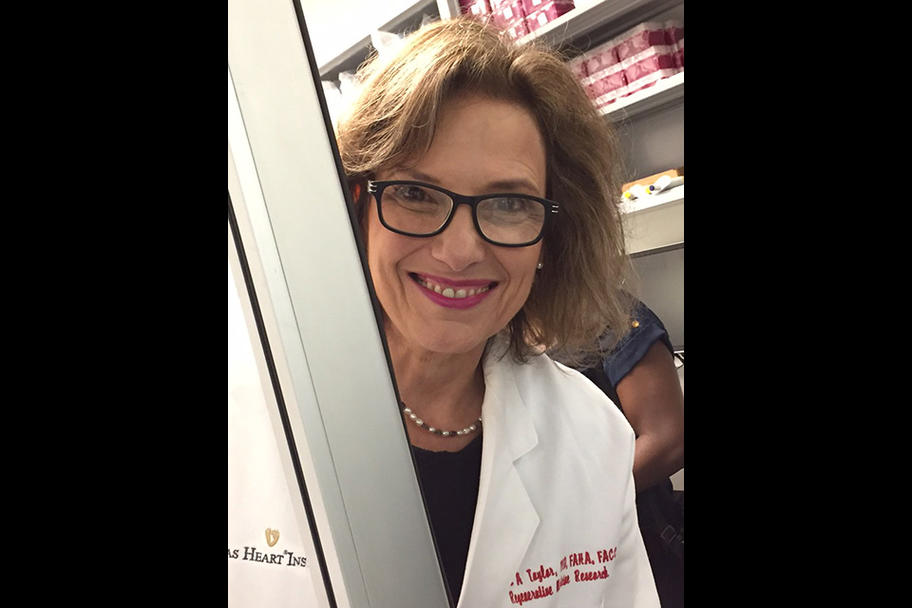 Inman Gallery - Dr Doris Taylor