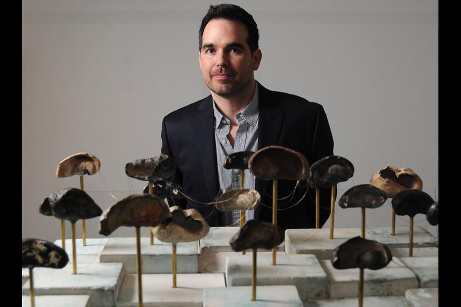 Inman Gallery - Dario Robleto