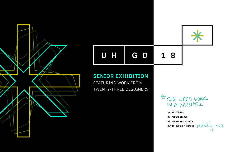 UHGD - Senior Exhibition 2018