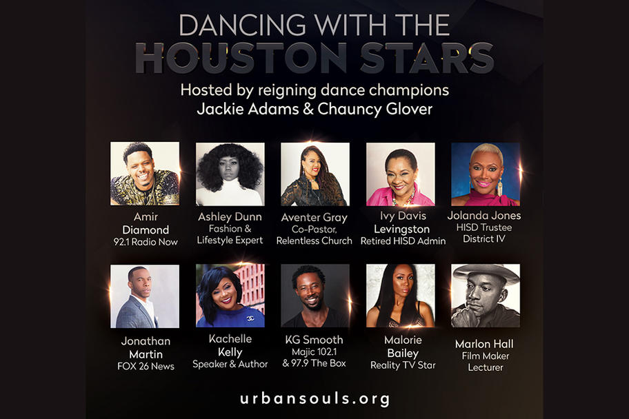 Urban Souls - Dancing with the Stars 2018 Dancers