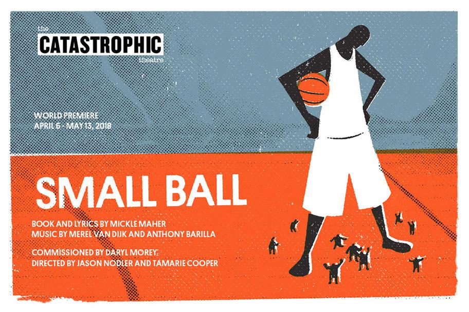 Catastrophic Theatre - Small Ball