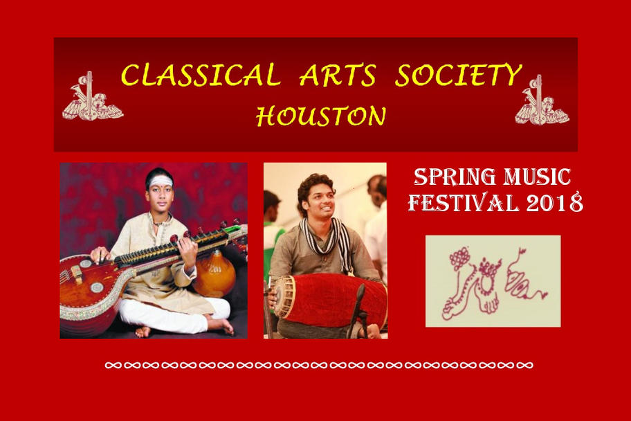 Classical Art Society Houston - Spring Musical Festival