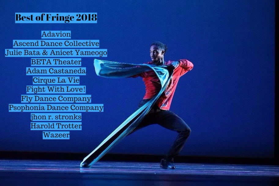 Houston Fringe Festival - Best of Fringe 2018