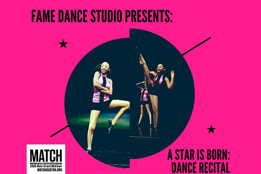 Fame Dance Studio - A Star is Born