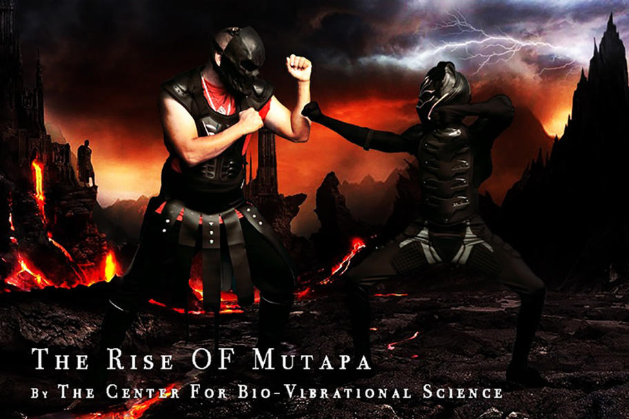 Center for Bio-Vibrational Science - The Rise of Mutapa