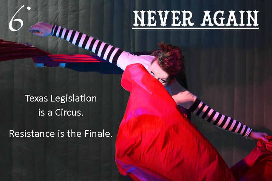 6 Degrees - Never Again