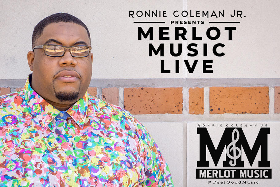 Merlot Music - Ronnie Coleman Jr