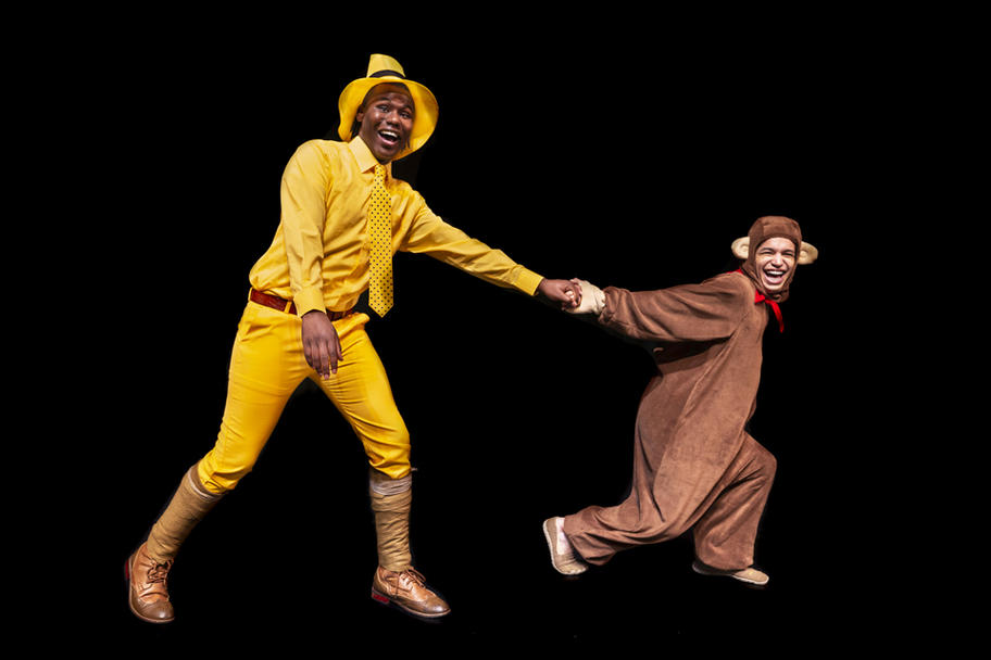 Main Street Theater - Curious George The Golden Meatball