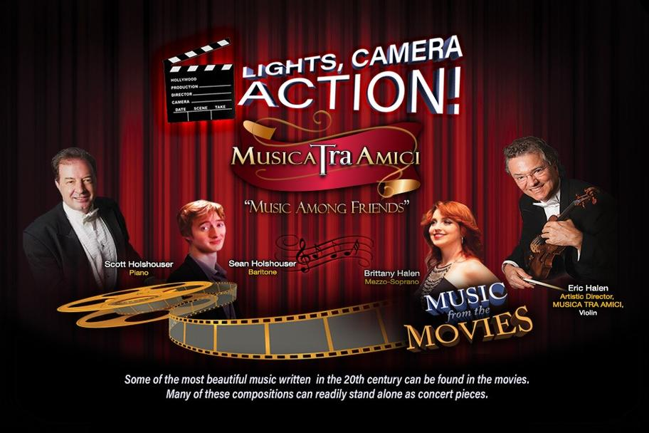 Musica Tra Amici - Music from the Movies