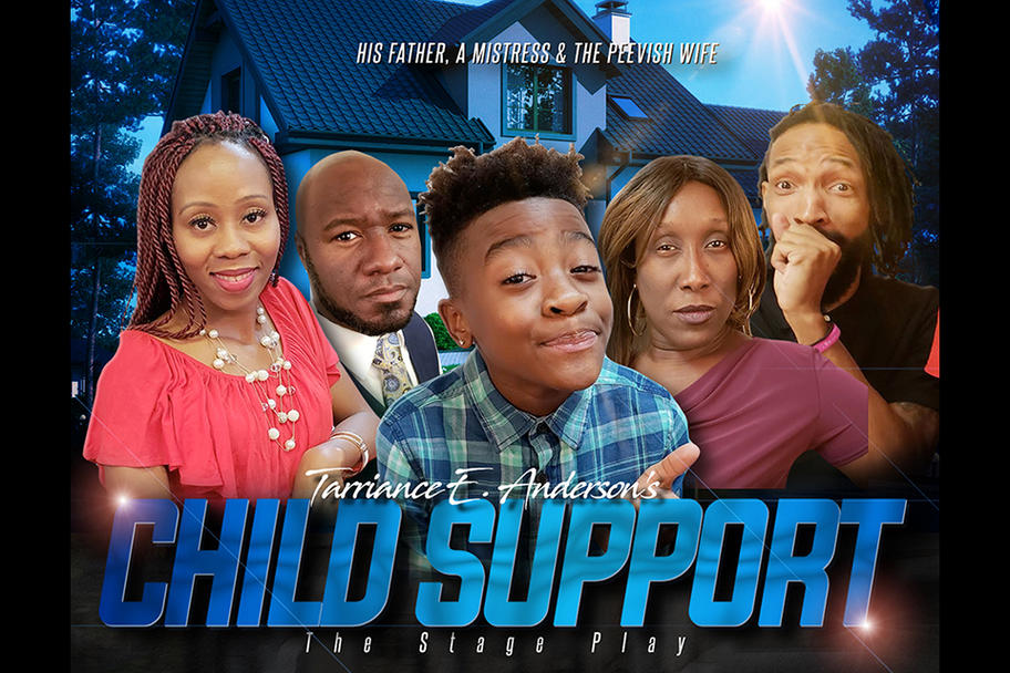 Tarriance Anderson - Child Support