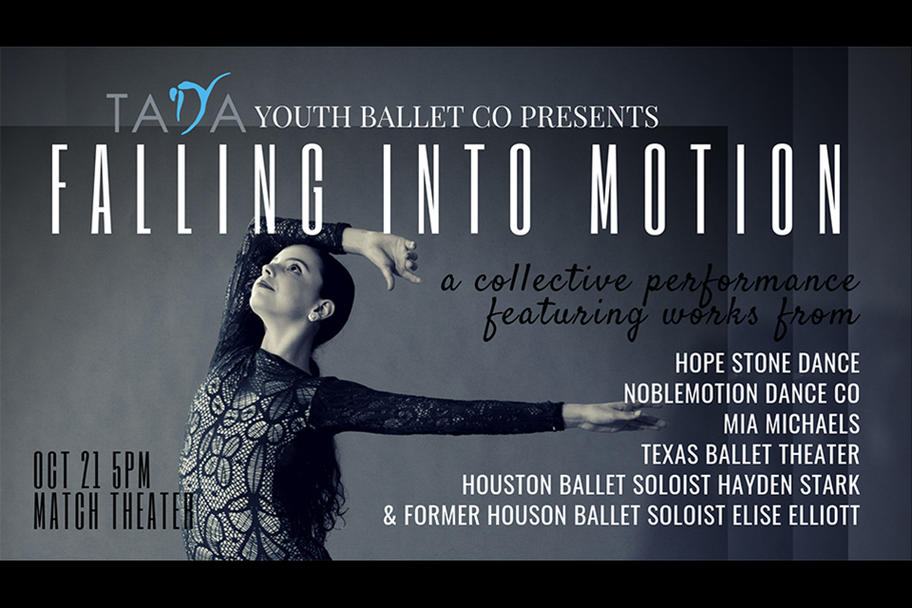 Texas Academy of Dance Arts - Falling Into Motion