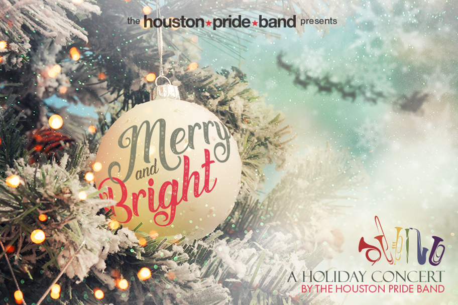 Houston Pride Band - Merry and Bright