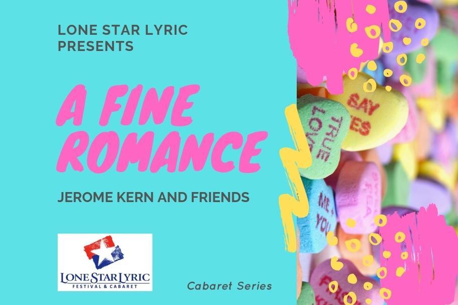 Lone Star Lyric - A Fine Romance