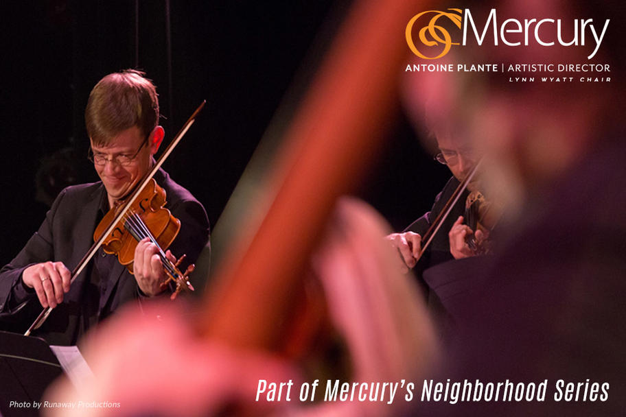 Mercury - Bachs Brandenburg 5