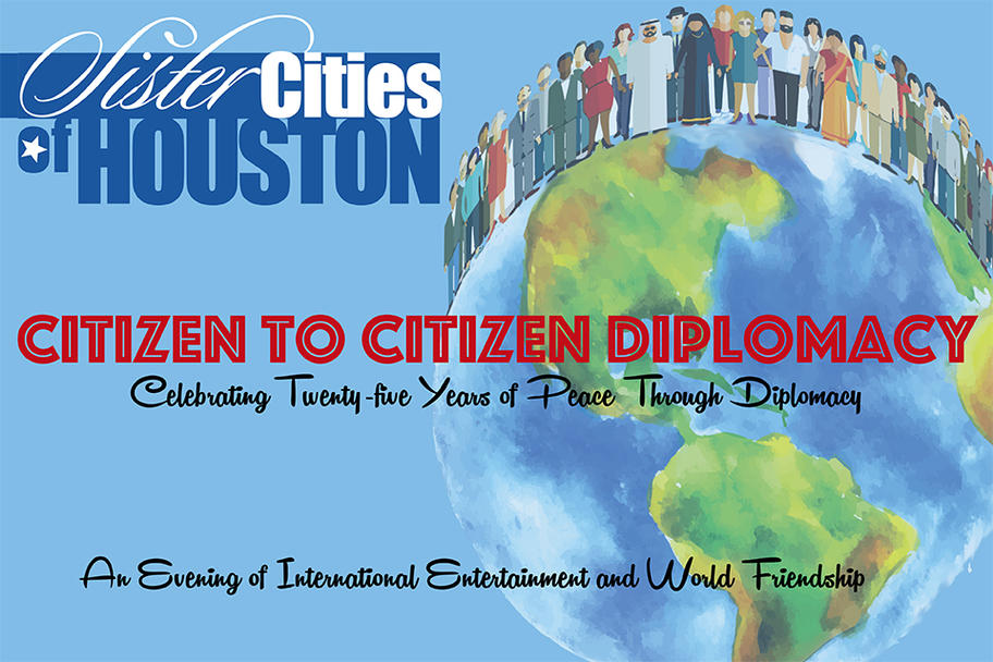 Sister Cities Houston - Citizen to Citizen Diplomacy