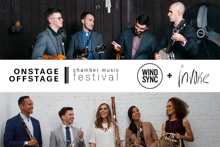 Double Bill: WindSync & Invoke
