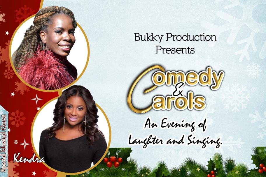 Bukky Productions - Comedy and Carols