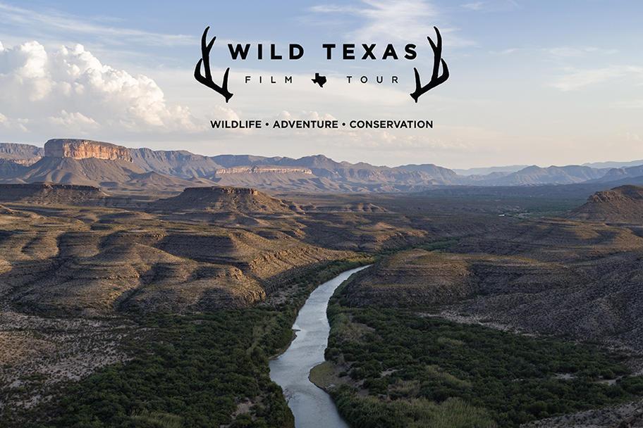 Fin and Fur Films - Wild Texas Film Tour 2019