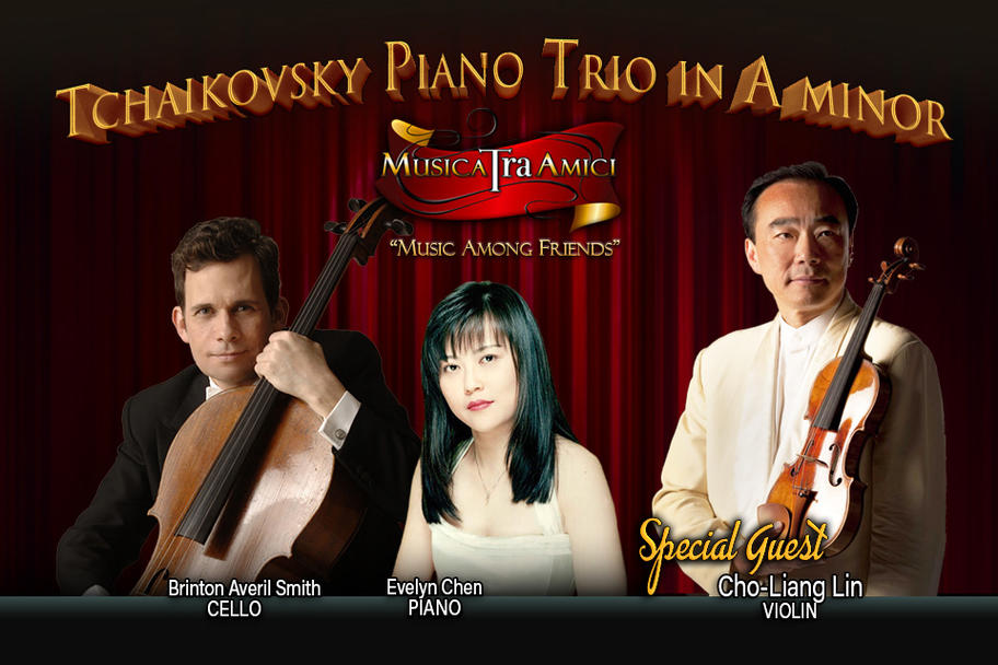 Musica Tra Amici - Tchaikovsky Piano Trio in A Minor